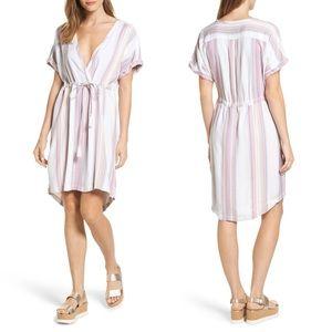 Rails Elodie Drawstring Dress Palisades Stripe